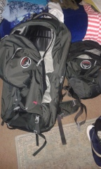 Both rucksacks