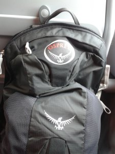 Small rucksack